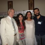 With Marisol de los Milagros Martin Siragusa, Adamantia Angeli, Thanasis Kalantzis in Miami Congress, September 2015.